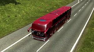 Marcopolo G7 1600LD 6×2 bus + skins