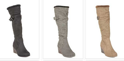 botas mujeres