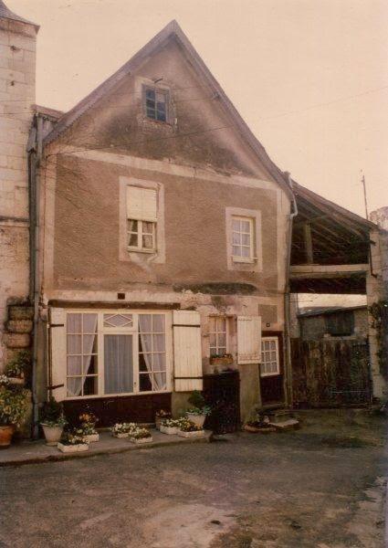Jacques sigot montreuil bellay une si jolie petite ville - La grange a dime montreuil bellay ...