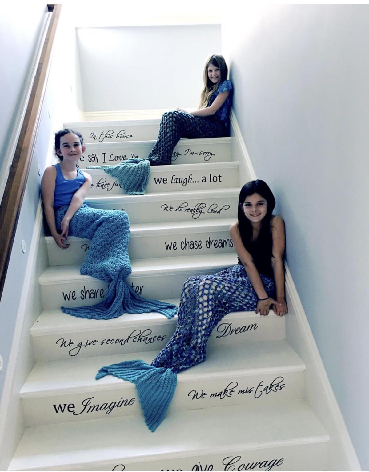 Annoos Crochet World Kids Crochet Mermaid Tail Easy Tutorial