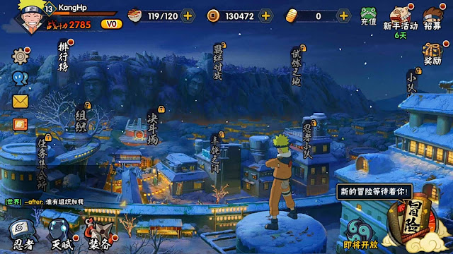 Game Naruto Mobile Fighter 火影忍者 v1.15.13.10 APK Update