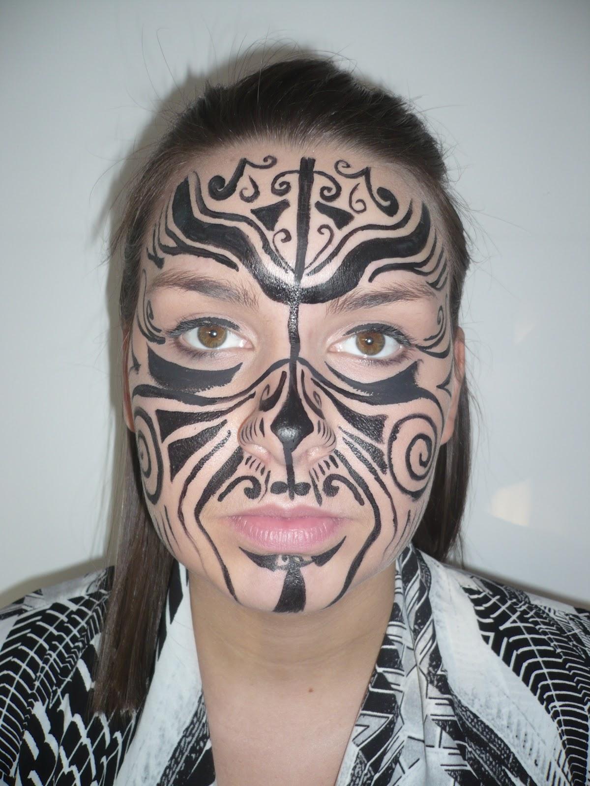 Hannah Elizabeth: Maori Tattoos