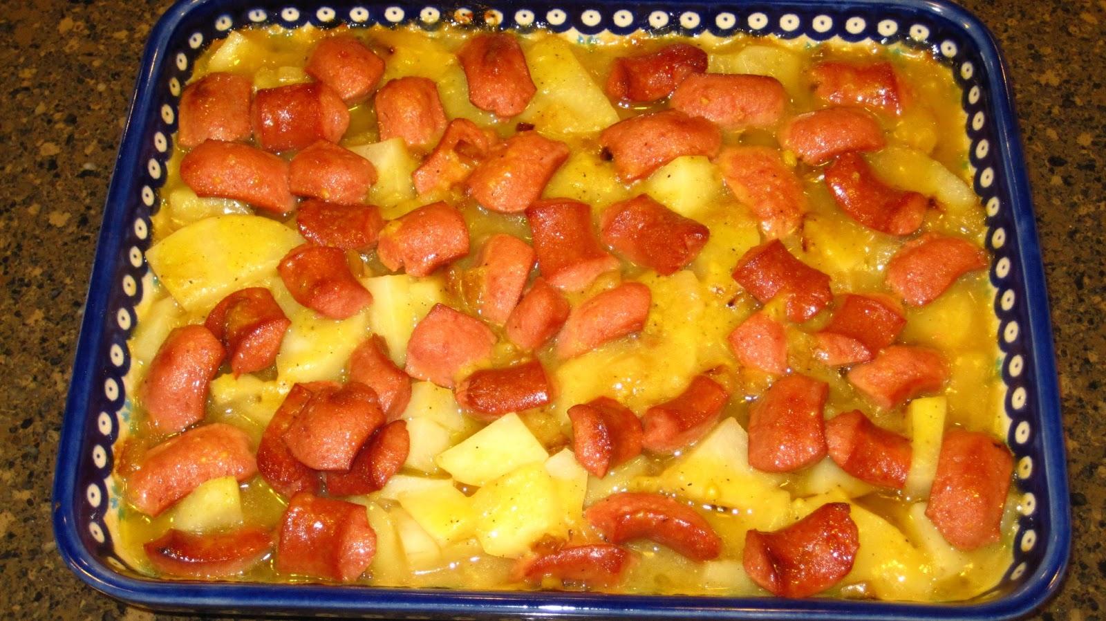 Mama Monson S Kitchen Hot Dog Potato Casserole