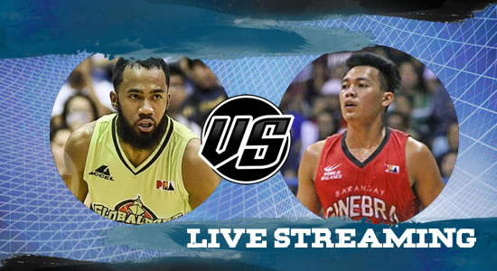 Livestream List: GlobalPort vs Ginebra July 6, 2018 PBA Commissioner's Cup