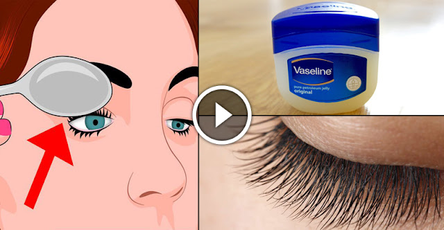How To Grow Your Eyelashes In 1 Day With Vaseline And 1 Ingredient