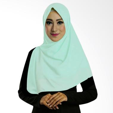 5 kreasi jilbab segiempat untuk anak muda modis gaya modern tutorial hijab dan trend fashion. Black Bedroom Furniture Sets. Home Design Ideas