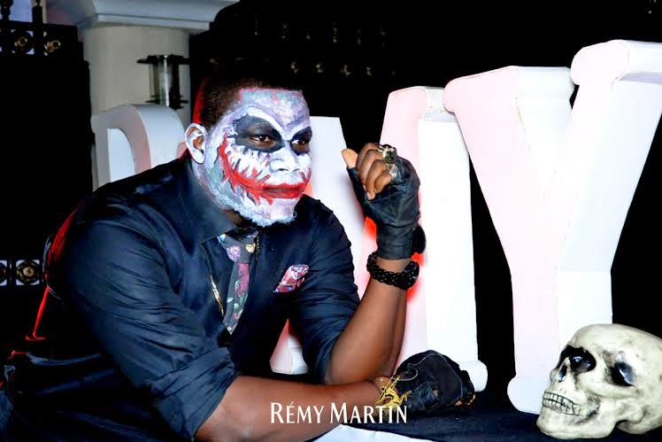 s Pics from all the scary fun at The Club With Remy Halloween edition