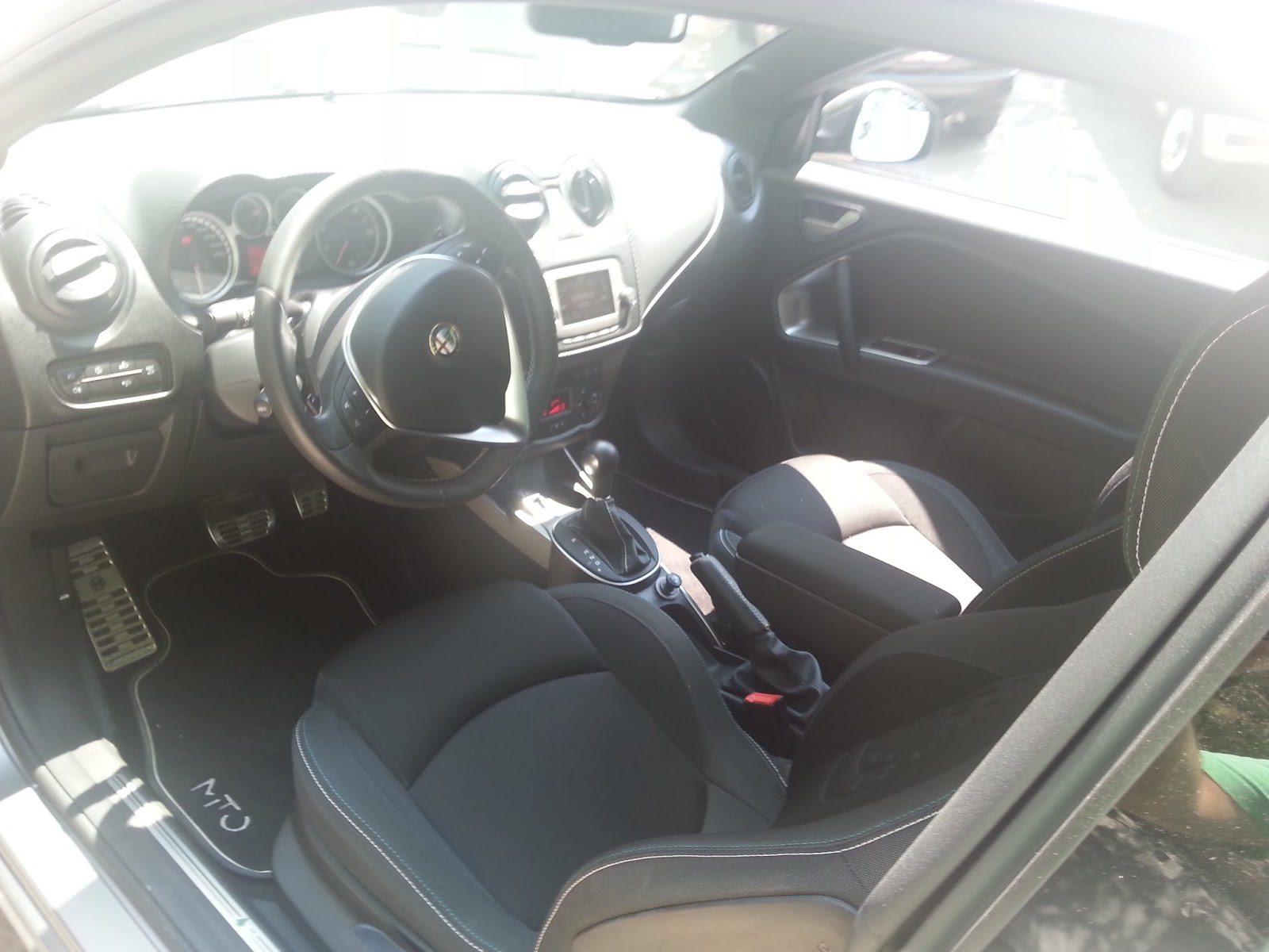 F3 Όταν έλιωσα στο στρίψιμο μια MiTo QV alfa romeo, Alfa Romeo MiTo QV, MiTo QV, zblog, ΔΟΚΙΜΕΣ