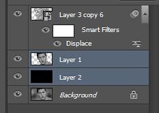 Tutorial Dan cara Membuat Foto Menjadi Tulisan atau Teks Yang Bagus Dengan Photoshop