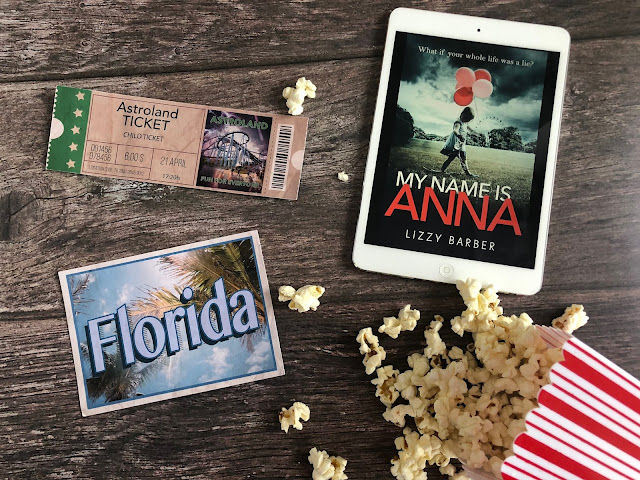 My Name is Anna by Lizzy Barber book review