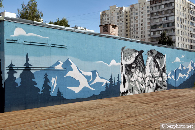 химки граффити