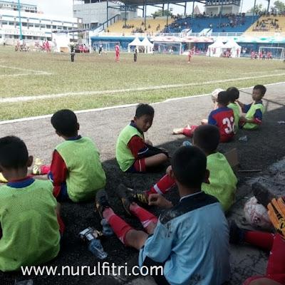 Pertandingan Granat Kids Soccer Championship 2016