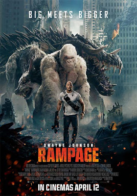 Rampage 2018 Dual Audio 720p WEB-DL 900Mb x264