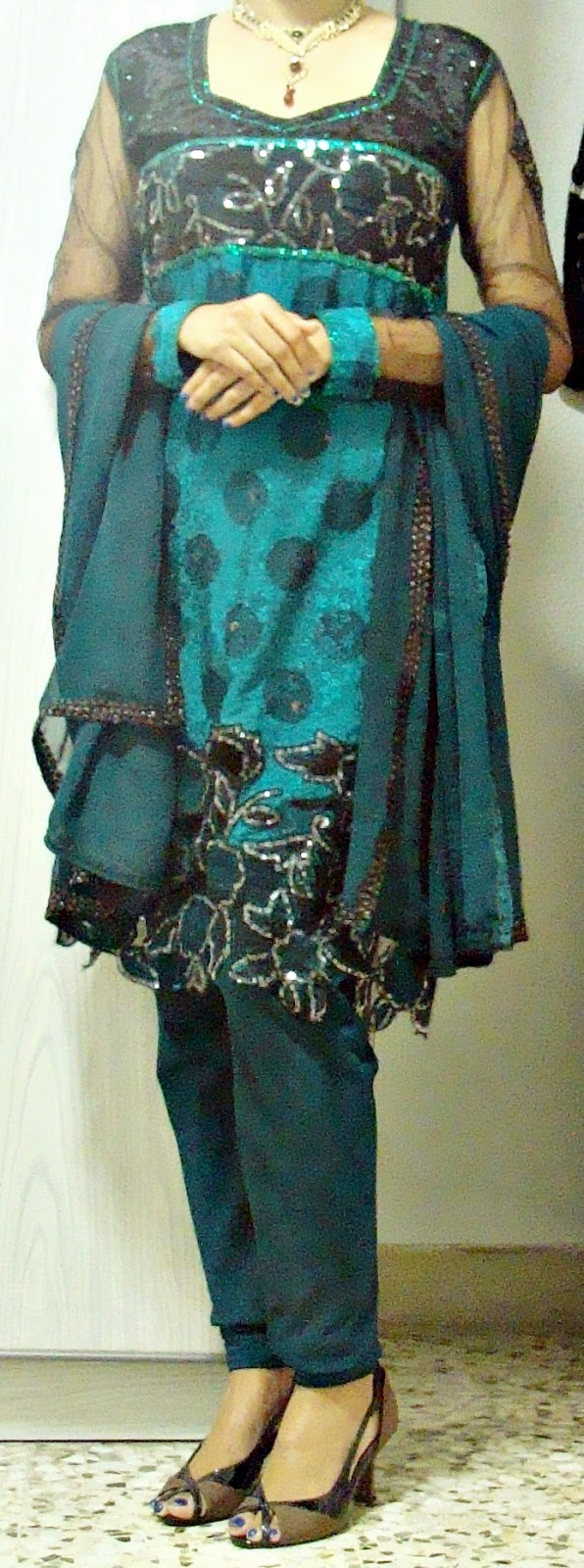 A More Fabulous You How To Wear Dupatta In Diffrent