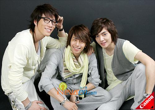 Korean Boy Band Group: T-Max Korean Band Profile and Members