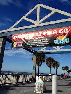 Pier 60 in Clearwater Beach Florida