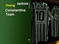 Young Constantins Hattrick Team