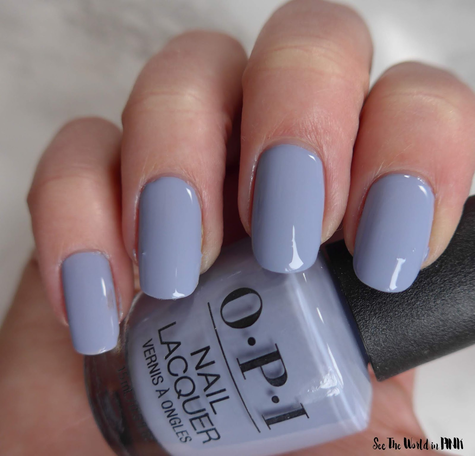 Manicure Monday - OPI Tokyo Collection for Spring and Summer 2019 Kanpai OPI