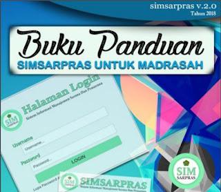 Download Panduan Aplikasi SIMSARPRAS Versi 2.0 2018