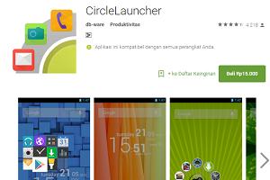 CircleLauncher