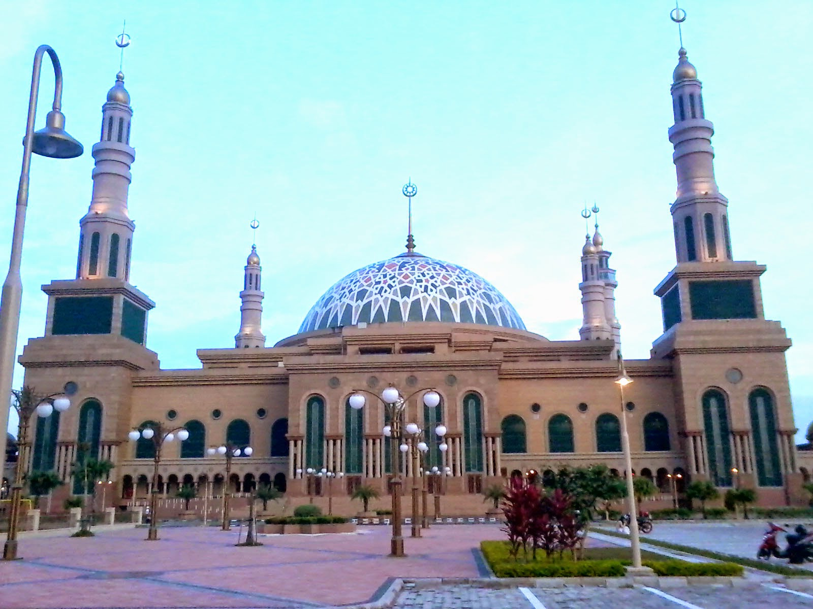 Masjid Islamic Center Samarinda