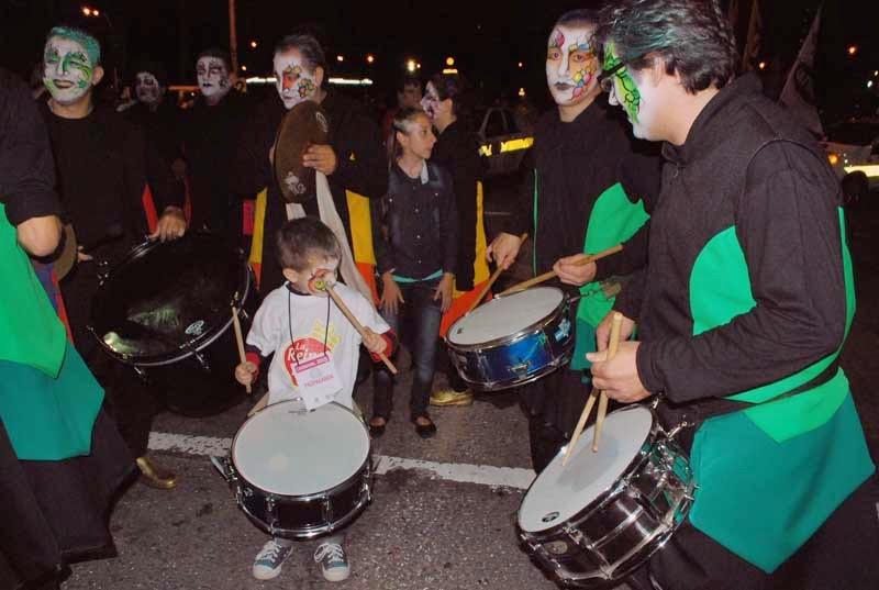 Desfile Inaugural del Carnaval. 2015. La Reina de la Teja.