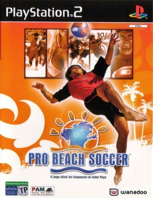 Download Pro Beach Soccer (PS2) Gratis