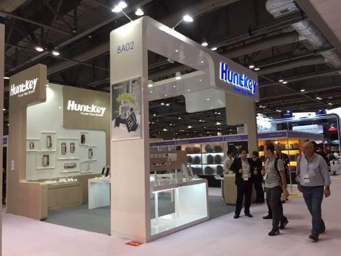Huntkey at Global Sources Electronics 2016