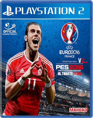 Download - PES 2016 ULTIMATE TEAM V2 EURO 2016 (PS2)
