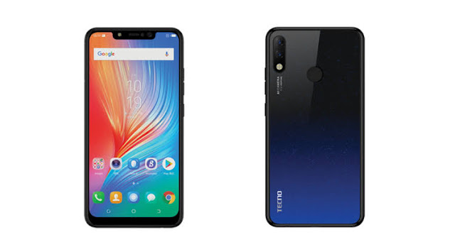 Tecno spark 3 Pro budget smartphone