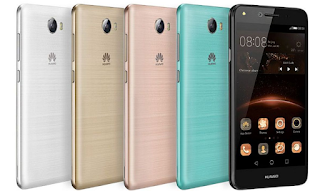 Pilihan Warna Huawei Y3 II