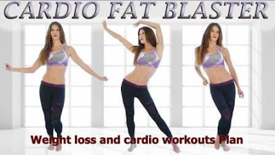 Weight loss and cardio workouts Plan - Easy Weight Loss Tips