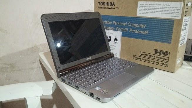 harga netbook bekas toshiba nb200 malang