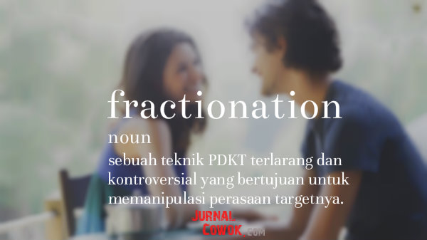 fractionation teknik pdkt khusus dewasa