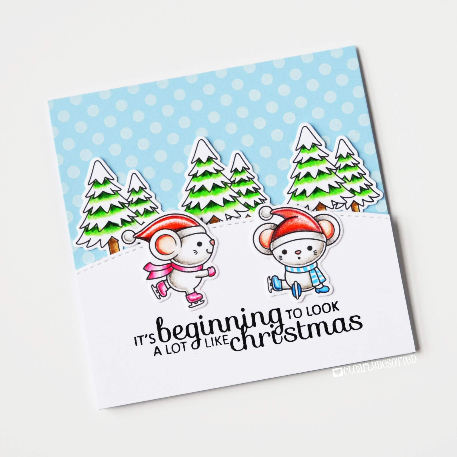 Stamping & Sharing: It\'s Beginning To Look Like Christmas
