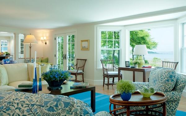 Model Interior Ruang Tamu Sederhana Minimalis Modern 2014
