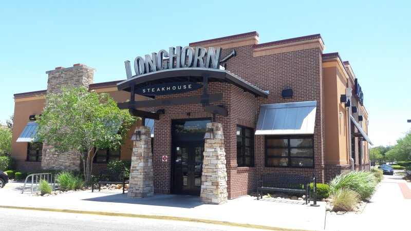 Longhorn Steakhouse, Viera, FL