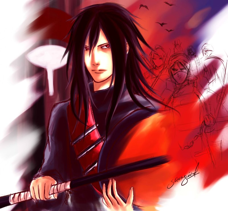 Madara Uchiha 18 Wallpapers