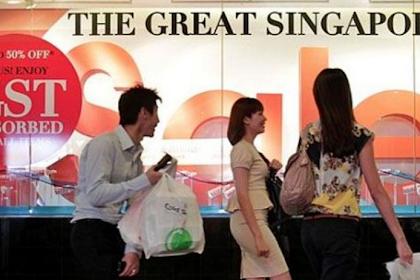 Wanita ini Belanja Barang yang Sama di Singapura dan Toko Online, Mengejutkan, Segini Perbedaan Harganya