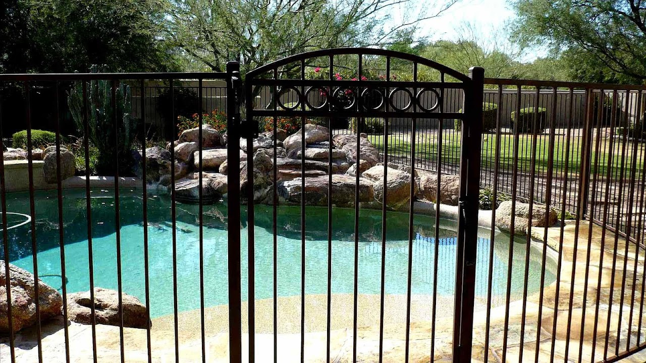 Wrought Iron Fences Cost Fence Choices