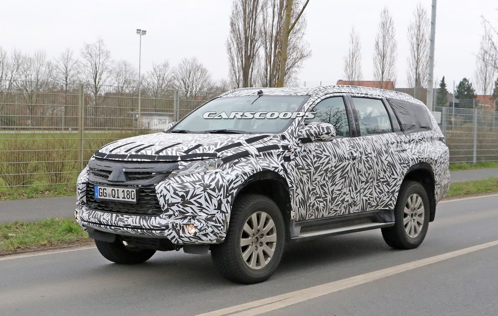 New Pajero Sport Is Mitsubishi's Answer To Toyota Fortuner ...