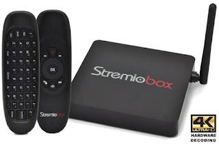 Resultado de imagem para STREMIOBOX IPTV