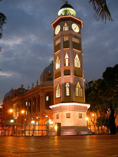 torre del reloj guayaquil