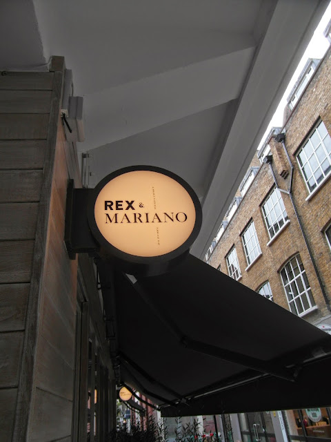 Rex & Mariano Soho London