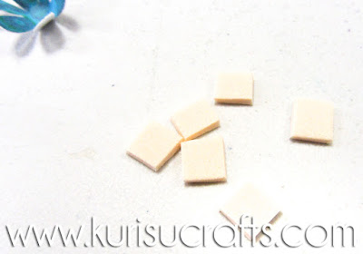 Tutorial flores de papel Kurisu Crafts, paso 5