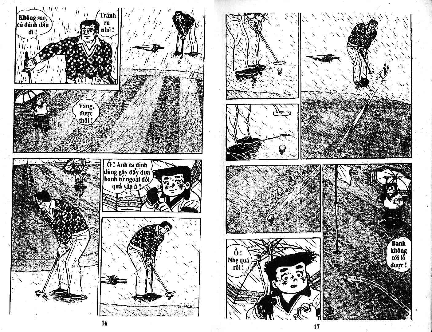 Ashita Tenki ni Naare chapter 27 trang 7