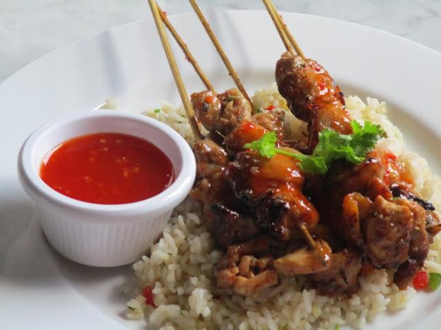 Thailand Chicken Skewer