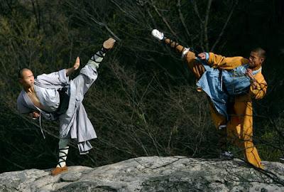 arte dello shaolin