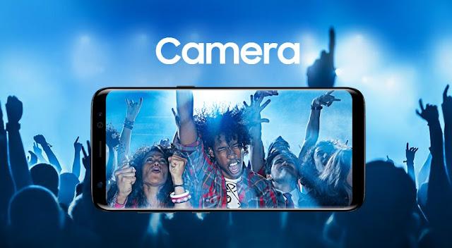 kamera Samsung Galaxy S8 dan S8 plus