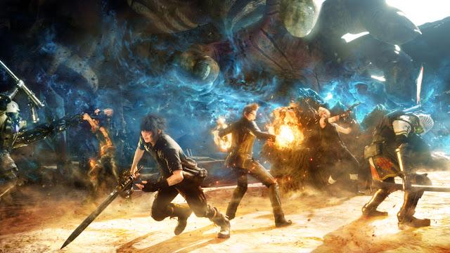 Menciona Square Enix que Final Fantasy XV durará aproximadamente 50 horas 1